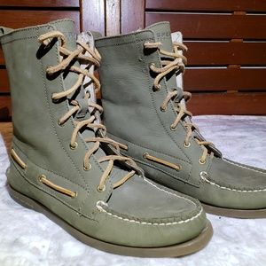 Sperry Topsider Hightop Boat Shoes
